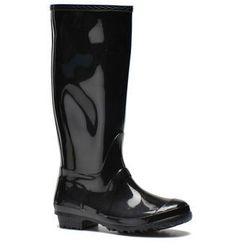 Kozaki I Love Shoes Kipleu Damskie Czarne Dostawa 2 do 3 dni