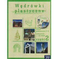 Wędrówki Plastyczne 4-6 Część 2 Podręcznik Z Płytą Cd (opr. miękka)