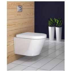 SONET Miska WC wisząca + deska duroplast wolnoopadająca