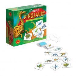 Gra ALEXANDER Pamięć Dinozaury 005332