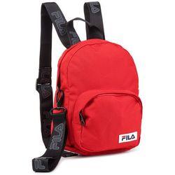 cf6bd0ed91b77 Plecak FILA - Mini Strap Backpack Varberg 685053 True Red