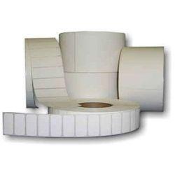 Etykieta papierowa 100x80 mm