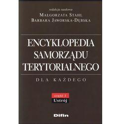 Encyklopedia samorządu terytorialnego dla każdego t.1 (opr. miękka)