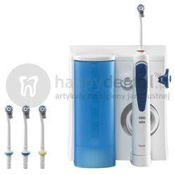 BRAUN Oral-B ProfessionalCare OxyJet MD20 - irygator stacjonarny (4-końcówki)