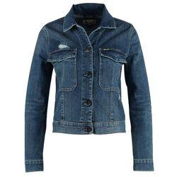 Wrangler Kurtka jeansowa blue