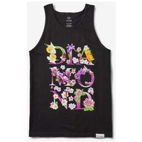 podkoszulka DIAMOND - Botanical Tank Black (BLK)