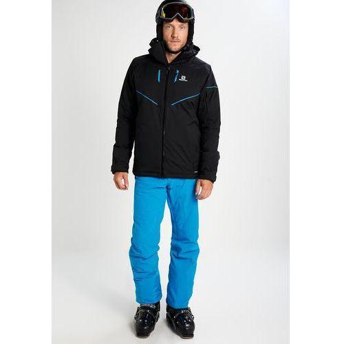 Salomon STORMRACE Kurtka snowboardowa black porównaj zanim
