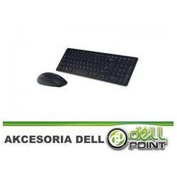 Bezprzewodowa klawiatura i mysz Dell KM713 /24h!
