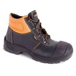 DEMAR Buty robocze za kostkę skórzane, wodoodporne rozmiary 40-48 DTRMA (ZNALAZŁEŚ TANIEJ - NEGOCJUJ CENĘ !!!)