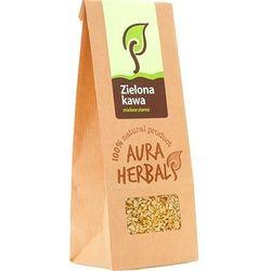 Zielona kawa - niepalone ziarna (250 g) Aura Herbals