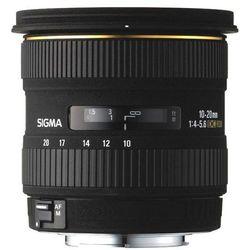Sigma 10-20 F4-5.6 EX DC HSM Canon