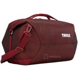 ec39646130f53 Thule Subterra Duffel 45L torba podróżna na ramię / czerwona - Ember