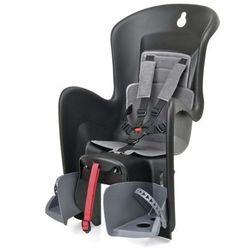 Fotelik rowerowy Bilby CFS, czarny, Polisport - black / dark grey