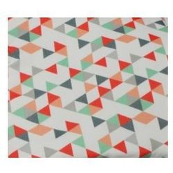Bambusowa Myjka / Odbijaczek / Przytulaczek, Kaleidoscope, 30x30 cm, CAMPHORA STUDIO