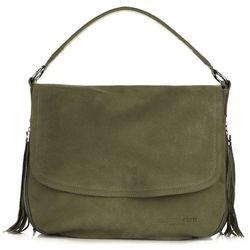 8d428f09d4745 Torebki, kolor zielony (od Vittoria Gotti Torebki Skórzane Shopper w ...