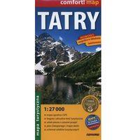 Tatry 1:27 000 Mapa Turystyczna Laminowana