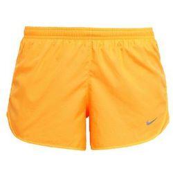 Nike Performance MODERN EMBOSSED TEMPO Krótkie spodenki sportowe bright citrus/reflective silver