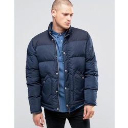 Fat Moose Canada Quilted Jacket 2 Tone - Navy