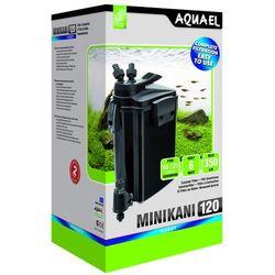 AQUA EL Minikani 120- Filtr zewnętrzny kanistrowy do akwarium o poj. do 120l