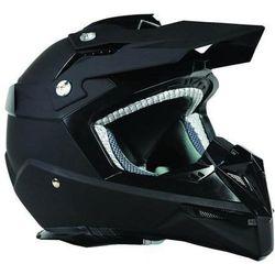 Kask na Quada Enduro ATV Ozone FMX Czarny Mat
