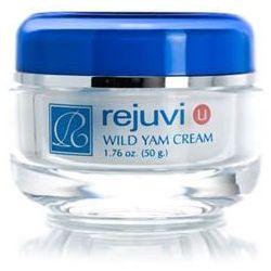 Rejuvi - Wild Yam Cream - Krem do ciała i biustu z dzikim ignamem - 50 g - DOSTAWA GRATIS! Kupując ten produkt otrzymujesz darmową dostawę !