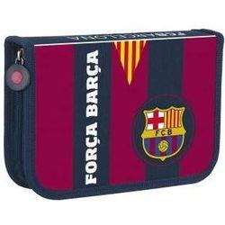Piórnik dwuklapkowy z wyposażeniem 2W FC Barcelona Barca Fan 3