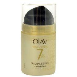 Olay Total Effects 7-in-1 Fragrance Free Moisturiser 50ml W Krem do twarzy