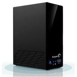 Seagate Business Storage 1-Bay NAS - serwer NAS z dyskiem 3TB / GbE LAN / USB 3.0