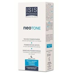 Isis Pharma - Neotone Serum - Serum rozjaśniające przebarwienia na noc - 25 ml