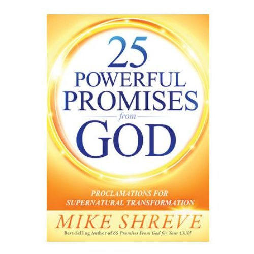 25 Powerful Promises From God