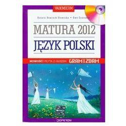 Język polski Vademecum z płytą CD Matura 2012