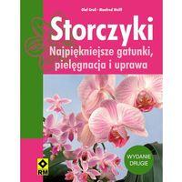 Storczyki. Najpiękniejsze gatunki, pielęgnacja i uprawa (opr. broszurowa)