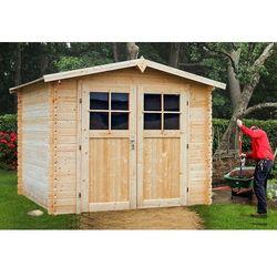 Domek ogrodowy drewniany Złocień