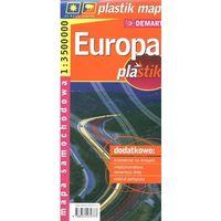 Europa mapa samochodowa. Laminowana. 1:3 500 000 Demart