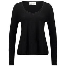 American Vintage Bluzka z długim rękawem noir