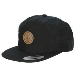 czapka z daszkiem Volcom Single Stone - Sulfur Black