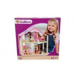 EICHHORN Mały domek dla lalek, 16 el.
