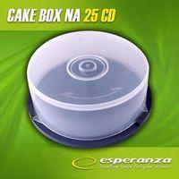Esperanza Pudełko Cake Box na 25 CD - PAKOWANE W WOREK
