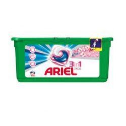 Kapsułki do prania Ariel 3in1 Touch of Lenor Fresh (30 sztuk)