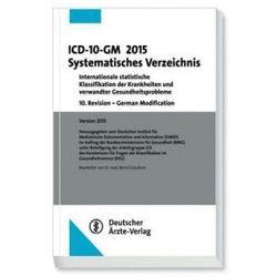 ICD-10-GM 2015 Systematisches Verzeichnis