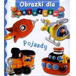 Pojazdy. Obrazki dla maluchów (opr. kartonowa)