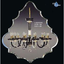 Żyrandol kryształowy pałacowy 12-ramienny - Elite Bohemia
