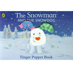 The Snowman and the Snowdog Finger Puppet Book (opr. kartonowa)