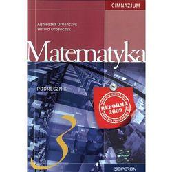 Matematyka 3 podręcznik (opr. broszurowa)