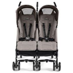 PEG-PEREGO Wózek Pliko Mini Twin Mod Beige