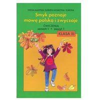 Smyk poznaje mowę polską i zwyczaje kl.3 sem.1 cz.1-ćwiczenia (opr. miękka)