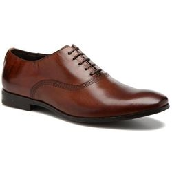 promocje - 10% Buty sznurowane Marvin&Co Nicolieu Męskie Brązowe 100 dni na zwrot lub wymianę