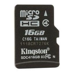 Kingston micro SDHC 16GB