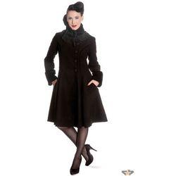 płaszczyk damski HELL BUNNY - Angeline - Black - 8023