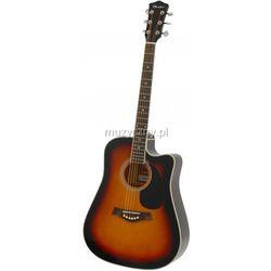 T.Burton Riverside W C BS gitara akustyczna Płacąc przelewem przesyłka gratis!